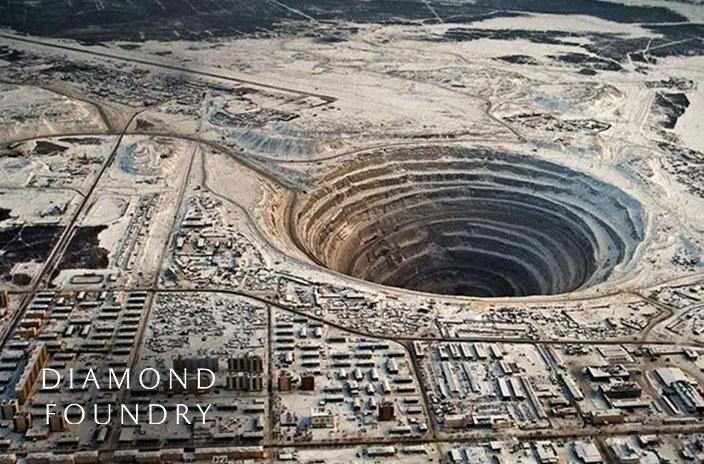 血鑽石不再!全球唯一「零碳排」實驗室鑽石受矚目